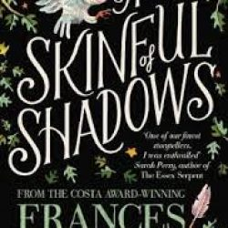 A Skinful of Shadows - novel by Frances Hardinge